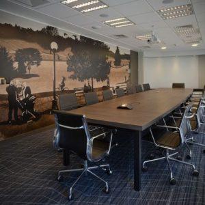 meja meeting modern