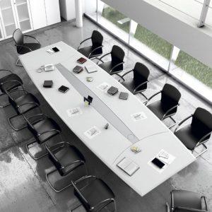 meja meeting 10 set